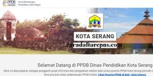 PPDB SMP Kota Serang