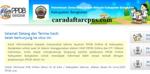 PPDB SMP Kabupaten Bangkalan