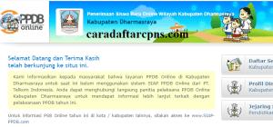 PPDB SMP Kabupaten Dharmasraya