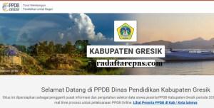 PPDB SMP Kabupaten Gresik