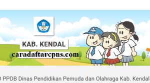 Pendaftaran PPDB Online SMA Kabupaten Kendal 2019 2020