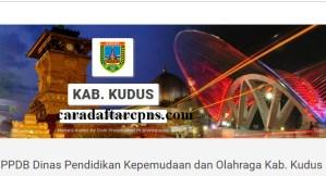 Pengumuman Hasil PPDB SMA SMK Negeri Kabupaten Kudus 2020 2021