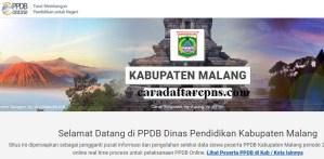 Jadwal PPDB SMA SMK Negeri Kab Malang 2020 2021