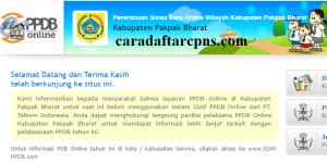 Jadwal PPDB SMA SMK Negeri Kab Pakpak Bharat 2020 2021