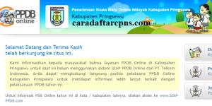 Jadwal PPDB SMA SMK Negeri Kab Pringsewu 2020 2021