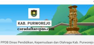 PPDB SMP Kabupaten Purworejo