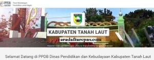 Jadwal PPDB SMA SMK Negeri Kab Tanah Laut 2020 2021