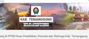 PPDB SMP Kabupaten Temanggung