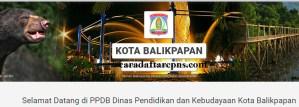 Jadwal Pendaftaran PPDB SMA SMK Negeri Balikpapan 2020/2021