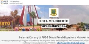 PPDB SMP Kota Mojokerto