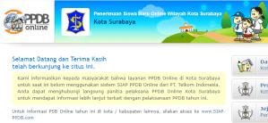 PPDB SMP Kota Surabaya