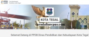 Pengumuman Hasil PPDB SMA SMK Negeri Kota Tegal 2020 2021
