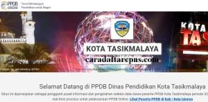 Jadwal Pendaftaran PPDB SMA Kota Tasikmalaya 2020 2021