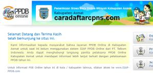 PPDB SMP Kabupaten Asmat