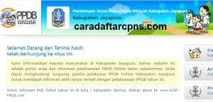 Jadwal PPDB SMA SMK Negeri Kab Jayapura 2020 2021
