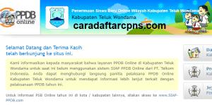 Pendaftaran PPDB Online SMA Kabupaten Wondama 2019 2020