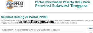 PPDB SMP Kabupaten Buton Tengah
