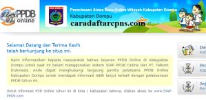 PPDB SMP Kabupaten Dompu