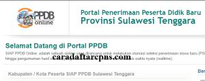 PPDB SMP Kabupaten Konawe Kepulauan