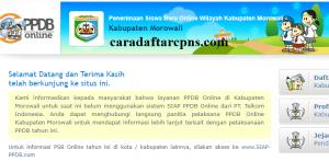 Jadwal PPDB SMA SMK Negeri Kab Morowali 2020 2021