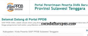 PPDB SMP Kabupaten Muna Barat