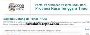 jadwal ppdb SMP Kabupaten Malaka, hasil seleksi ppdb SMP Kab Malaka, syarat pendaftaran ppdb SMP Kab Malaka,