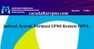Pengumuman Hasil SKB CPNS KemenPPPA Formasi 2019