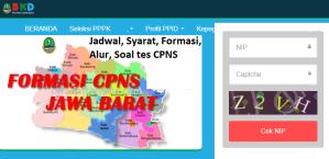 CPNS 2019 Provinsi Jabar