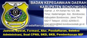 Pengumuman Hasil SKB CPNS Kabupaten Bondowoso Formasi 2019