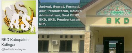 Pengumuman CPNS Kabupaten Katingan 2021 Lulusan SMA SMK D3 S1 S2