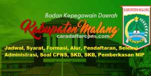 Pengumuman Hasil SKB CPNS Kabupaten Malang Formasi 2019