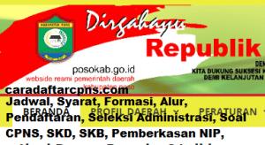 Pengumuman Hasil Seleksi Administrasi CPNS Kab Poso 2019