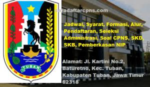 Jadwal SKB CPNS Kabupaten Tuban 2019 2020