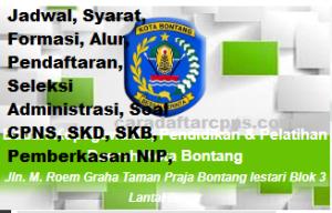 Pengumuman Hasil SKB CPNS Kota Bontang Formasi 2019
