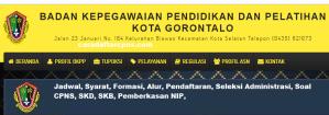 Jadwal Pendaftaran CPNS Kota Gorontalo 2021 Lulusan SMA SMK D3 S1 S2