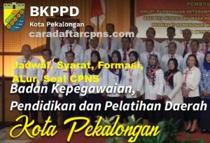 Pengumuman Hasil SKB CPNS Pemkot Pekalongan Formasi 2019