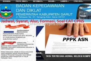 Jadwal Pendaftaran CPNS Kabupaten Garut 2021 Lulusan SMA SMK D3 S1 S2