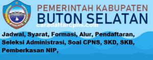 CPNS 2019 Kabupaten Buton Selatan