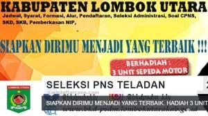 CPNS 2019 Kabupaten Lombok Utara