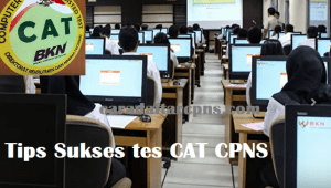 Tips Sukses Tes CPNS