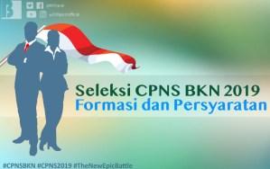 Pengumuman Hasil SKD CPNS BKN 2019 2020