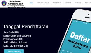 Pengumuman SNMPTN UTBK SBMPTN Undiksha 2021
