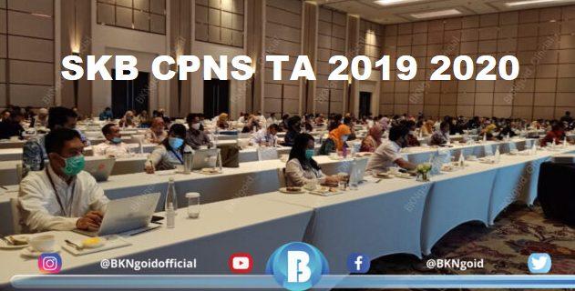 Jadwal SKB CPNS TA 2019