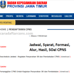 Jadwal Dan Lokasi Skd Cpns Kab Agam 2019 2020 Soal Skd Skb Pdf Terbaru