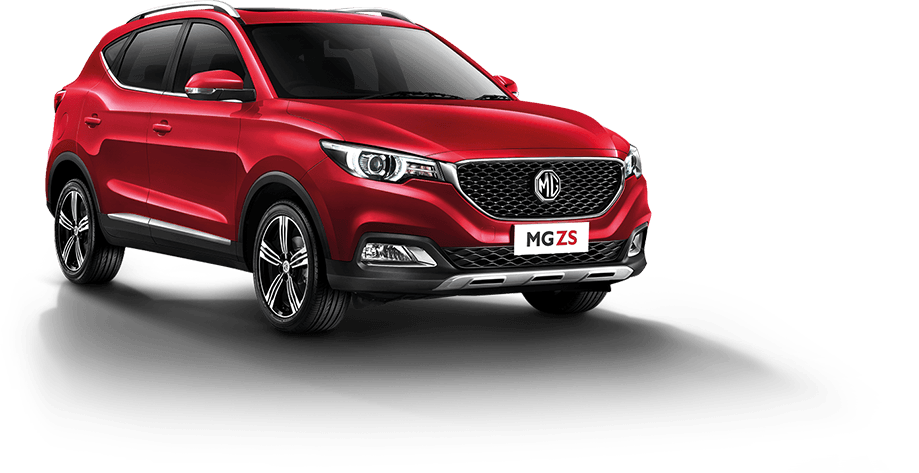 MG ZS Red