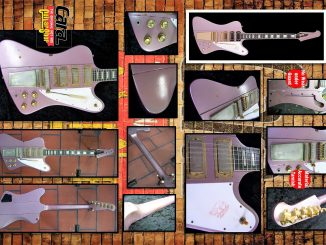 Relic Gibson Firebird Heather Poly