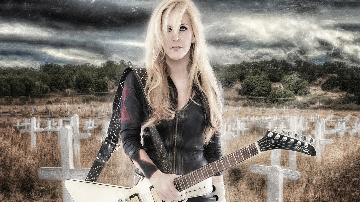 Lita Ford Guitars