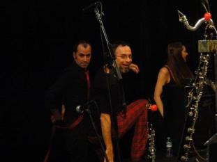 Free Kabaret at Boca Nord with Jango Edwards, Monti and Cristi Garbo