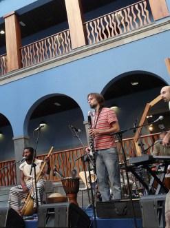 Qbamba at Casa Africa Las Palmas de Gran Canaria, May 27th 2008