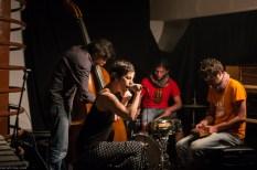 Improv Sessions at Desterro - Maria Radich, João Madeira, Dario Nitti, Roberto Doğuştan